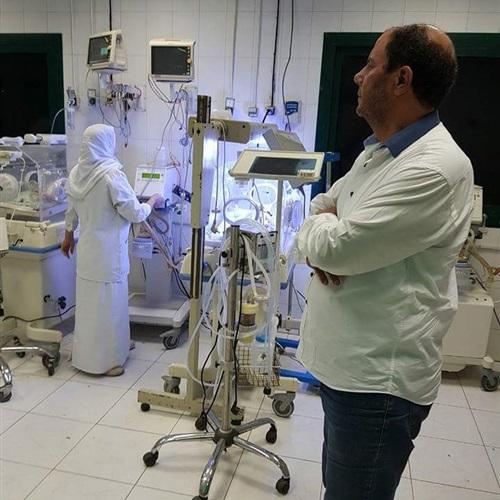 صدى العرب: مرور مفاجىء لوكيل وزارة الصحة على أقسام مستشفى طوخ