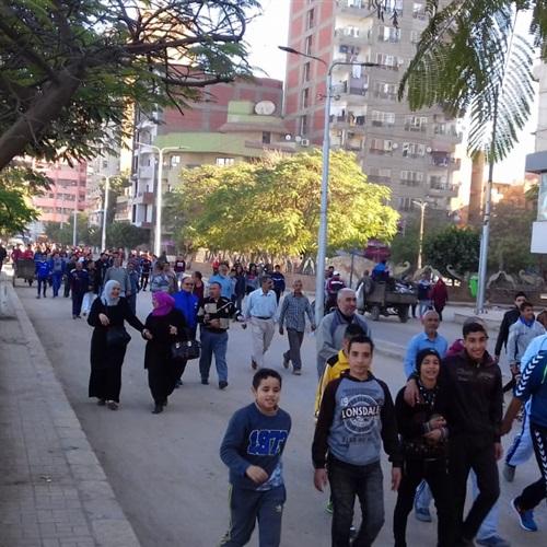 صدى العرب: غضب بين الشباب لعدم مشاركة محافظ القليوبية فاعليات مبادرة يلا نجرى