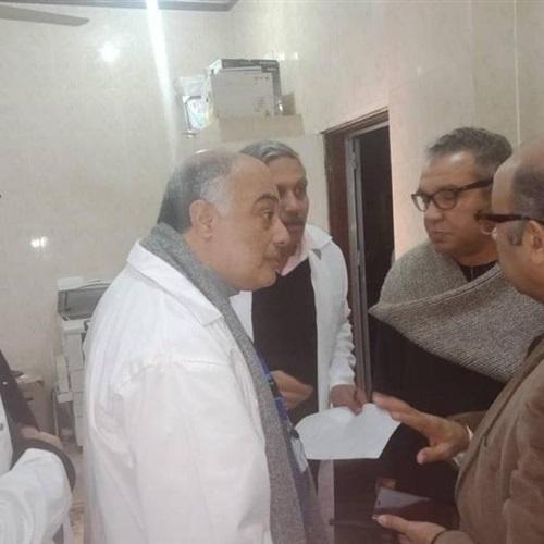 صدى العرب: وكيل وزارة الصحة بأسيوط يتفقد مستشفى القوصية ويتابع الخدمات المقدمة لمرضى الفيروسات الكبدية