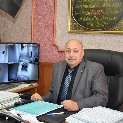 صدى العرب: مصطفي العجمي مدير عام الشئون المالية والإدارية بتعليم الاسكندرية