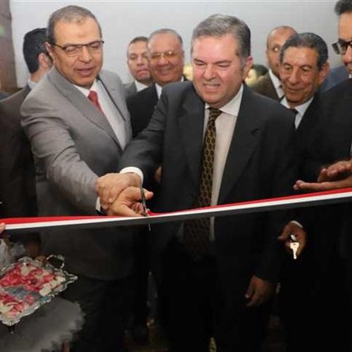 صدى العرب: وزير قطاع الأعمال: مضاعفة أجور قطاع الغزل والنسيج بعد تطويره  صور