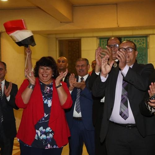 صدى العرب: يوم النصر يشعل الحماسة الوطنية فى الاسكندرية