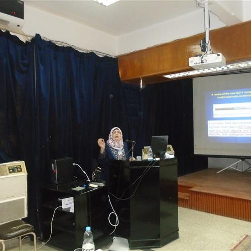 صدى العرب: الدكتورة لبنى التونى: تطور في علاج مرض  السكري  ... وأنصح بـ  نظام غذائي سليم  و ممارسة الرياضة