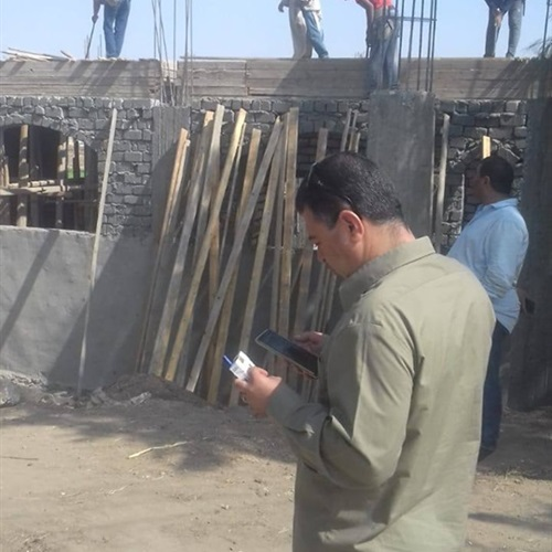 صدى العرب: محافظ اسيوط: ازالة4 شدات خشبية واتخاذ الاجرائات القانونية بمركز اسيوط
