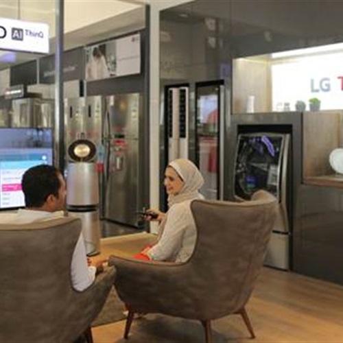 صدى العرب: تقنية THINQ من إل جي تمنح المستهلكين حياة أذكى مع الأجهزة المنزلية المتصلة