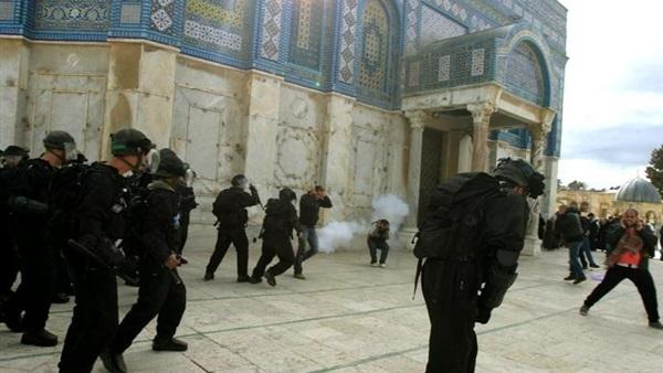 الحكومة الأردنية تدين اقتحام المستوطنين للمسجد الأقصى