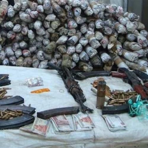 صدى العرب: الداخلية: ضبط 104 قضية مخدرات و56 متهم وتنفيذ 28084 حكم قضائي