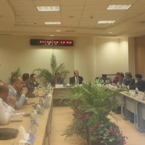 صدى العرب: ندوة بمطار أسيوط حول دراسة تشغيل خط جوي يربط المحافظة بإيطاليا