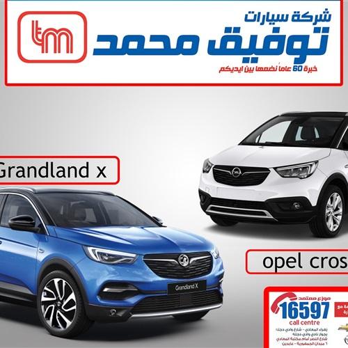 صدى العرب:  توفيق محمد  تستقبل رمضان بعروضGrand land X.. وفرع جديد